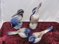 ROYAL COPENHAGEN FIGURINE BIRD PORCELAIN VINTAGE