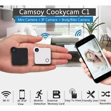 C1 Wireless WiFi IP Cam 1.3MP Sports Action Mini Camera Motion Detection Video
