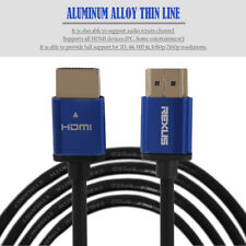 1M/3M/5M/10M Super Long Aluminum Alloy HDMI Cable Male To Male HDMI Cable BX
