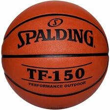 Spalding TF150 Outdoor Basketball orange Spielball Streetbasketball Training