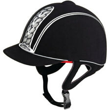 Harry Hall Junior Legend Plus Pas015 Kids Safety Wear Riding Hat - Black