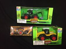 Digger / Lifter / Grabber, Farm Tractor with Trailer / Tanker / Trolley option.