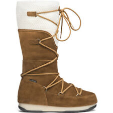 Moon Boot We Anversa Wool Wp Femmes Bottes - Whisky Cream Toutes Tailles