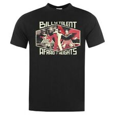 Official BandT BILLY Tallent MAGLIETTA T-SHIRT TSHIRT MANICHE CORTE UOMO TOP
