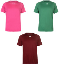 Under Armour Camiseta T Mangas Cortas Hombres Top Informal 0006