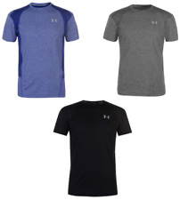Under Armour Camiseta T Mangas Cortas Hombres Top Informal 1247