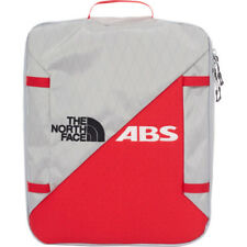 North Face Modulator Abs Hommes Sac à Dos Pour Skier - High Rise Grey Tnf Red