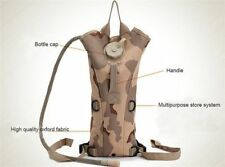 Survival Hiking Climbing 3L Hydration System Water Bag Pouch Bladder
