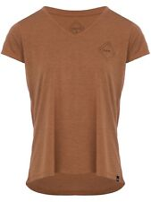 Camiseta mujer Animal Scouted Toffee Apple Marron Marl