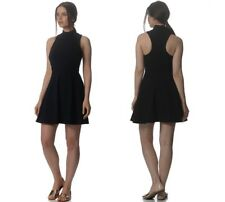 Kit and Ace Black or Navy Monaco Fitted Dress Sizes 6 8 10 12 14 RRP $168 BNWT