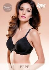 Reggiseno Love And Bra Pepe Coppa C Con Ferretto