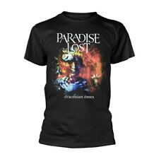 Paradise Lost Draconian Times Gothic Doom Metal Official Tee T-Shirt Mens