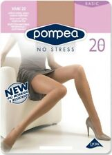 Calza Pompea Vani Collant Top 20 Den Donna NoStress