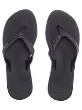 Chanclas mujer Reef Star Cushion Sassy Negro-Bronze