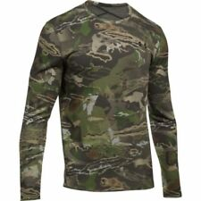 Under Armour Tactical Mid Season Reversible Wool Crew Hommes Seconde Peau -