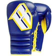 revgear S4 GUANTONI BOX PROFESSIONALE BOXE SPARRING GUANTO Dirty Blu