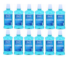 Oral B Pro Expert Multi Protection Alcohol Free Mint Mouthwash 500ml