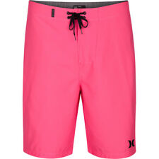 Hurley Icon Hommes Shorts Pour Planche - Hyper Pink Toutes Tailles