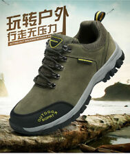 Mens climbing shoes outdoor sports sneakers hiking Camping sports shoes big size