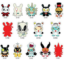 "Kidrobot - 3"" Dunny Classics - YOUR CHOICE - Wild Ones The 13 Odd Ones Series"