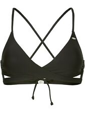 top de bikini ONeill Cross Over Negro Out