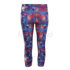 TriDri Sports Activewear Womens Performance Fireworks Leggings 3/4 Length