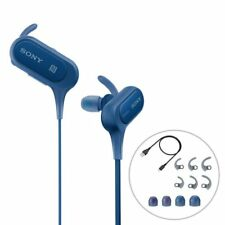 Sony Extra Bass MDR-XB50BS Active Sports Wireless In-Ear Headphones Refurbished