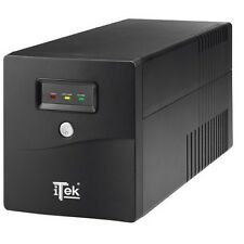 ITEK UPS WalkPower 850 - 850VA/480W, LINE INTERACTIVE, LED, 2xSchuko, AVR,