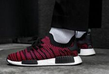"ADIDAS NMD R1 STLT PRIMEKNIT BOOST ""CORE BLACK"" (CQ2385) TRAINERS UK 8.5-9.5"
