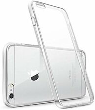 Transparent Soft Silicon TPU Back Cover Case For Iphone