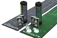 PuttOUT Pressure Putt Trainer with Deluxe Putting Mat