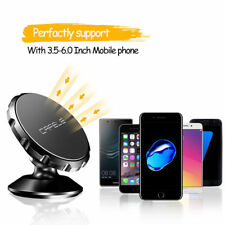 CAFELE Universal 360 Degree Rotating Phone Holder Car Magnetic Mount Stand