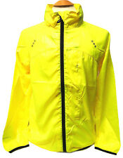 Mac in a Sac Active Lite Windproof Jacket - Flouro Yellow