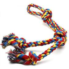 XL Dog Rope Toys for Strong Large Dogs,Dog Chew Toy 4 Knots Tug Aggressive...