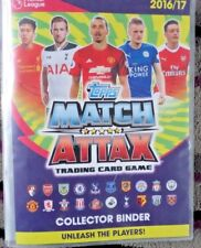 MATCH ATTAX PREMIER LEAGUE 2016/17 LIMITED EDITION CARDS YOU CHOOSE
