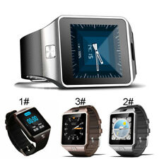3G Android Cellulare Smart Watch qw09 Wi-Fi Bluetooth 4.0 512M RAM 4GB 5.0MP