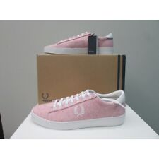 Scarpe Fred Perry Donna sneakers Spencer Canvas Pink (mod. hogan, liu jo)