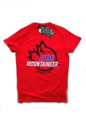 New T-shirt Dsquared2 Uomo D2 Mountaineer
