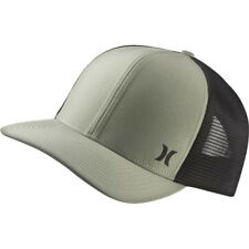 Hurley Milner Trucker Hommes Couvre-chefs Casquette - Obsidian Une Taille