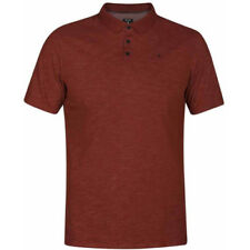 Hurley Dri-fit Lagos Polo Hommes T-shirt Chemise - Mars Stone Toutes Tailles