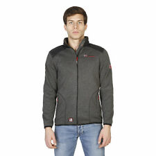 Geographical Norway Geographical Norway - Felpa uomo - 100% PL - chiusura con zi