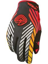 Guantes MX Fly Racing 2016 907 Negro-Fire