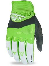Guantes MX Fly Racing 2016 F-16 Verde-blanco