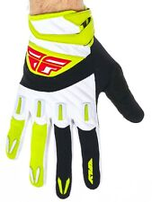 Guantes MX Fly Racing 2017 F-16 Negro-Lime