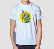 WEEKEND OFFENDER LIAM T-SHIRT in WHITE