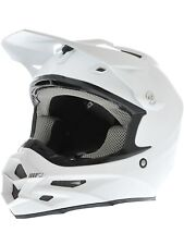 Casco MX Fly Racing 2018 F2 Carbon Solid Blanco