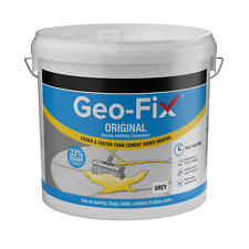 EVERBUILD BUFF | GREY GEO FIX READY MIXED PAVING JOINTING COMPOUND 20KG GEOFIX