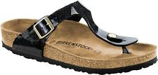 Birkenstock Gizeh BS Magic Snake Zehentrenner Größe 37 Black 1009113
