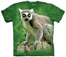 Mountain Maglietta Ring Tailed Lemur Animal Bambino Unisex