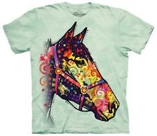 The Mountain Maglietta Funky Horse Animal Bambino Unisex
